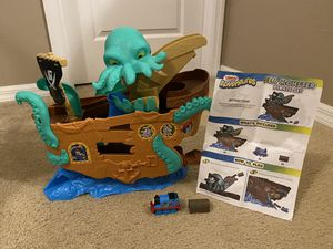 Thomas & Friends - Sea Monster Pirate Set for Sale in Orlando, FL