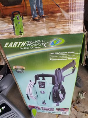Earthwise pressure washer NO PRESSURE for Sale in Hoffman Estates, IL