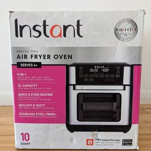 Instant Pot Air Fryer Oven 10 Quart for Sale in Los Angeles, CA