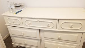 Pottery barn dresser and night stand for Sale in Fresno, CA