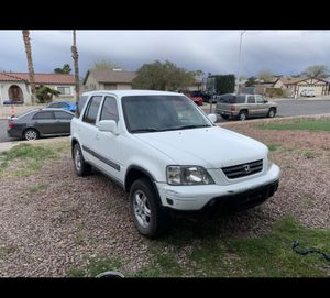 2001 Honda Crv EX 4wd for Sale in Las Vegas, NV
