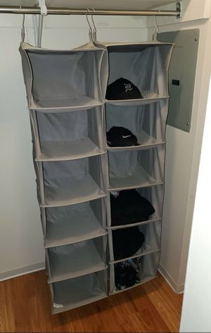6-Tier Self Hanging Closet Organizer x 2 for Sale in Atlanta, GA