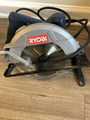 RYOBI/ Circular saw for Sale in Herndon, VA
