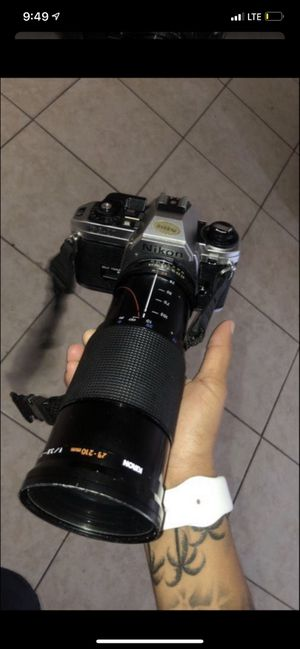 Nikon Camera for Sale in Raleigh, NC