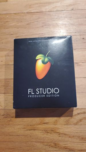 Fl STUDIO PRODUCER EDITION for Sale in Valrico, FL