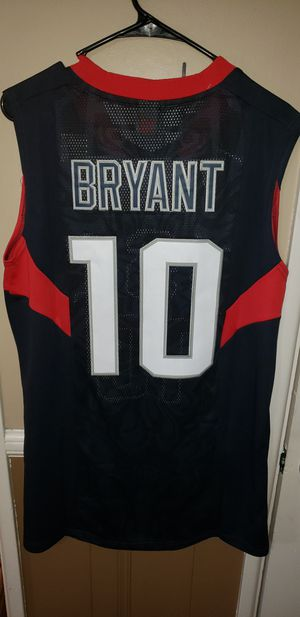 Men's Large Kobe Bryant USA Basketball Jersey New with Tags Stiched Nike $45. Ships +$3. Pick up in West Covina for Sale in West Covina, CA