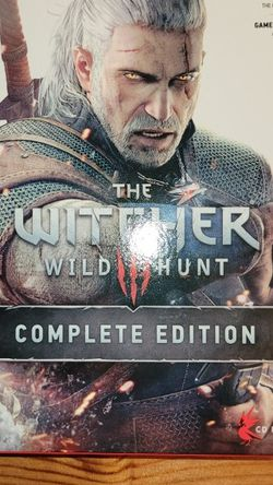 The Witcher Wild Hunt Complete Edition for Sale in Bellevue,  WA
