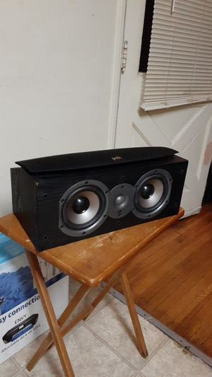 Polk audio center channel speaker for Sale in Hawthorne, CA