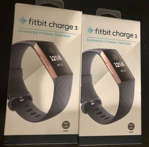 Fitbit charge 3 watch for Sale in Elgin, IL