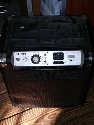 ION Explorer Bluetooth Speaker w/ Microphone for Sale in Gulf Breeze, FL