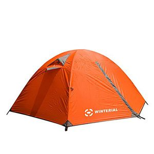 Winterial 2 Person Tent / Easy Setup Lightweight Camping and Backpacking 3 Season for Sale in Redondo Beach, CA