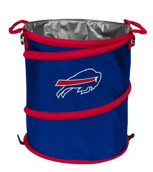 Buffalo Bills 3-in-1 Collapsible for Sale in Grand Terrace, CA