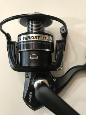 New Penn Pursuit II 6000 spinning fishing reel for Sale in Alvin, TX