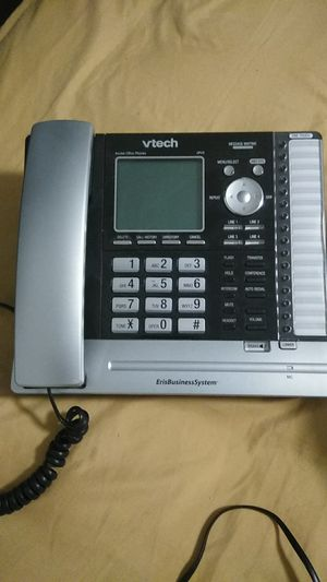 V-Tech 4 lines (5 phones) System for Sale in Miami, FL