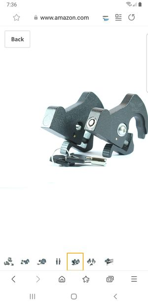 Locking Detachable Rotary Docking Latches for Harley Davidson Sissy Bar and Luggage Rack for Sale in Fontana, CA