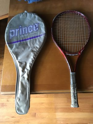 Prince CTS Tennis Racket for Sale in Troutdale, OR