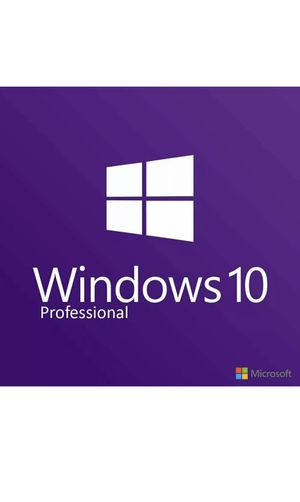 Microsoft Windows 10 Professional Pro License Key for Sale in Brooklyn, NY