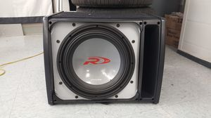 Alpine SUB * subwoofer and 2 Kenwood AMPS * amplifiers for Sale in Baden, PA