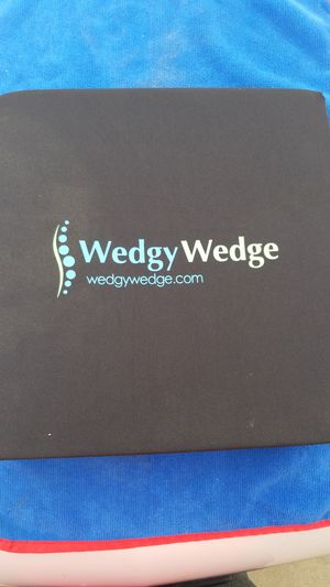 Wedgy Wedge Seat Riser Cushion for Sale in Tustin, CA