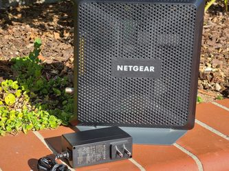 Netgear Nighthawk C7000 AC1900 Cable Modem Wifi Router Combo for Sale in Escondido,  CA