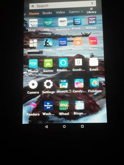 Amazon Fire 7th Generation 7in Tablet for Sale in Seattle,  WA