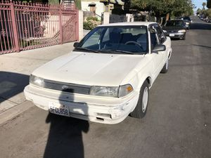TOYOTA COROLLA for Sale in Los Angeles, CA