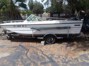 *Boat and trailer for Sale in Perris, CA
