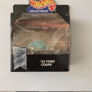 Hot Wheels 32's Ford Coupe for Sale in Victorville, CA