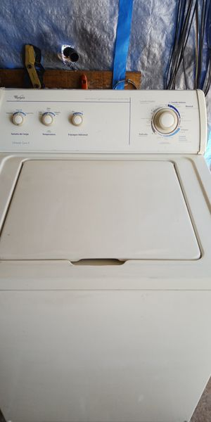 WHIRLPOOL WASHER for Sale in San Antonio, TX