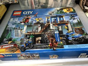 Lego city 60174 sealed new for Sale in Tarpon Springs, FL