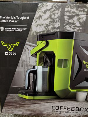 OXX COFFEEBOX for Sale in Everett, WA