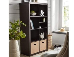 8 cube organizer expresso for Sale in Fort Worth, TX