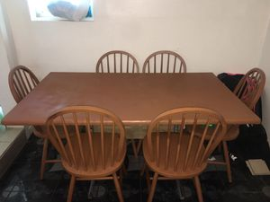 Table 6 chairs for Sale in Bakersfield, CA