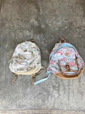 O'Neil and Pottery Barn backpacks ($15 each) for Sale in Anaheim, CA