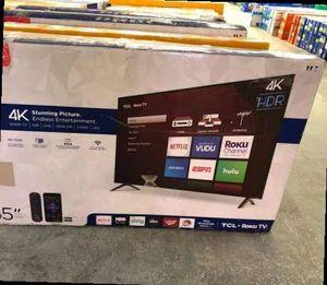 Smart tv TLC 0 C for Sale in Ontario, CA