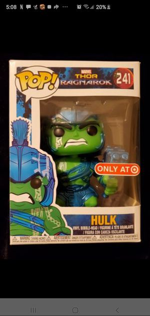Hulk metallic funko pop!!!!!! for Sale in Phoenix, AZ