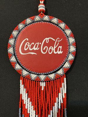 Coca Cola dreamcatcher for Sale in Sioux Falls, SD