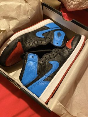 Jordan 1 unc to chicago for Sale in Jurupa Valley, CA