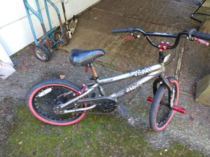 Kids bike 18 inch wheels for Sale in Kent, WA