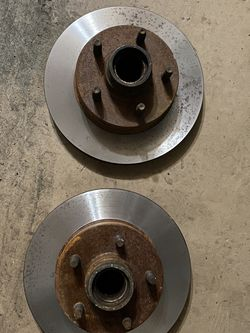 Brake Rotor For 2000 Ford Ranger 2.5 (261.1mm) Not For ABS for Sale in Kent,  WA