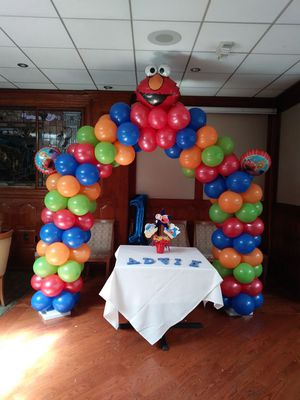 Elmos first birthday 385.00 for Sale in Jersey City, NJ