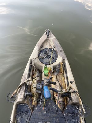 Malibu Fishing kayak 9ft for Sale in Baltimore, MD