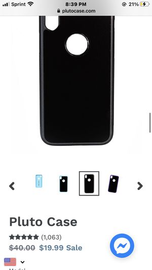 iphone 7/8 plus pluto case for Sale in Columbus, OH
