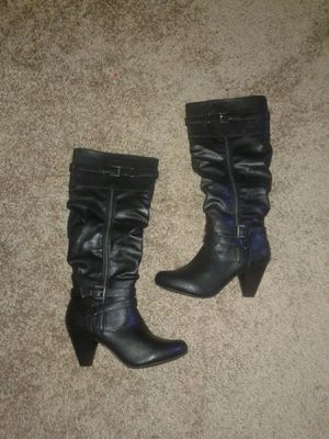 Heel boot size 8.5 for Sale in Canal Winchester, OH