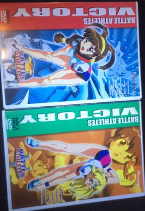 Anime Victory Battle Athletes DVD's for Sale in Providence, RI