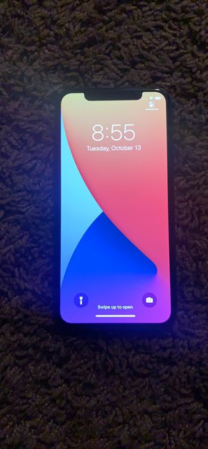iPhone X AT&T 256 GBs for Sale in Florissant, MO