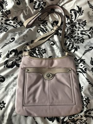 Lavender Coach Messenger Bag for Sale in Round Rock, TX