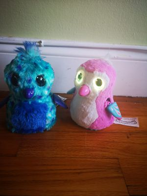 Selling Lot of 2 Hatchimals for Sale in Yonkers, NY
