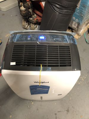 Whirlpool dehumidifier openbox for Sale in Dale City, VA