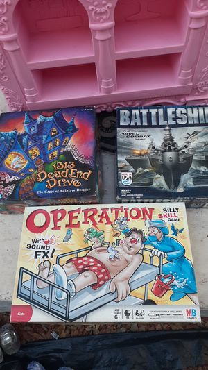 Board games for Sale in San Diego, CA